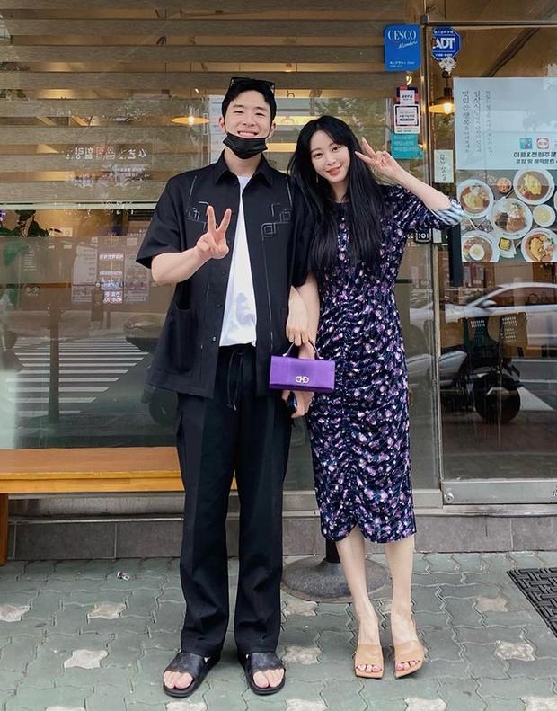 """Bị Dispatch """"bóc trần"""", Han Ye Seul phải thừa nhận bạn trai kém 10 tuổi làm ở quán karaoke, nhưng nói gì về nghi vấn trai bao? - Ảnh 2."""