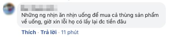 Netizen phản ứng sau khi NS Hồng Vân lên tiếng về chuyện PR sản phẩm: Lời xin lỗi quá muộn màng! - Ảnh 5.