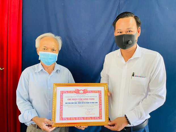 NS Hoài Linh cuối cùng đã giải ngân xong 15,2 tỷ đồng, kết thúc chuyến từ thiện cứu trợ miền Trung - Ảnh 3.