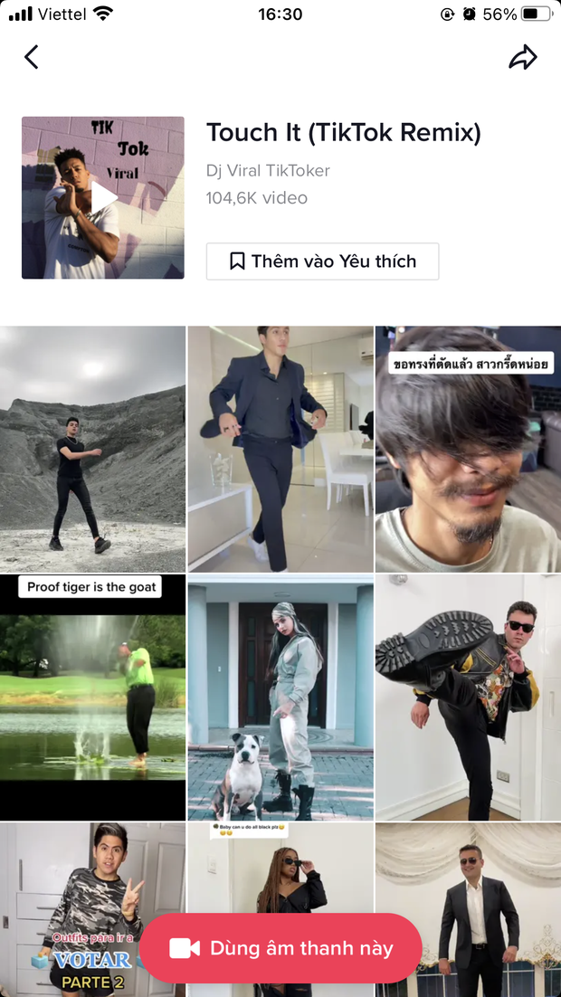Quẩy trend xịn xò cực đã mắt đang hot trên TikTok, Cô em Trendy Khánh Linh lần đầu có video 5 triệu view - Ảnh 5.