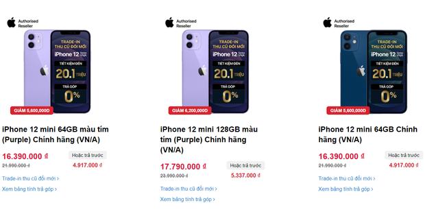 Loạt iPhone chính hãng đang được giảm giá cực mạnh tại các hệ thống bán lẻ - Ảnh 1.