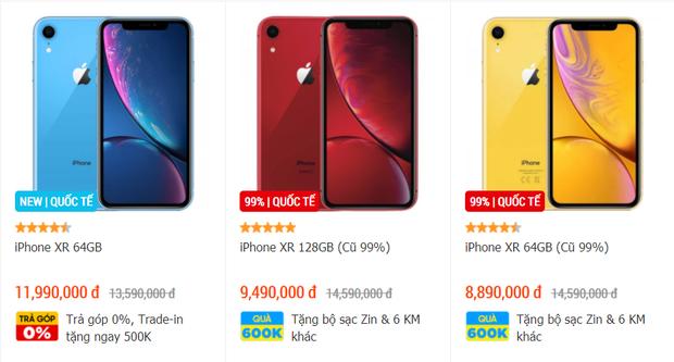 Loạt iPhone chính hãng đang được giảm giá cực mạnh tại các hệ thống bán lẻ - Ảnh 7.