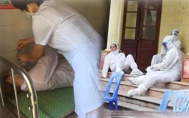 Phòng kiệt sức, ngất xỉu do say nắng, say nóng cho nhân viên y tế chống dịch: Chuyên gia hiến kế 5 giải pháp khi mặc bảo hộ - Ảnh 2.
