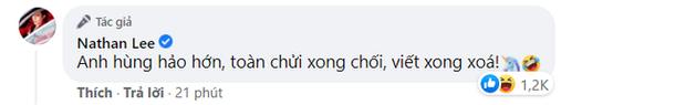 Mới hôm nào vừa đại náo cả showbiz, mà nay Nathan Lee đã tuyên bố cực gắt: Ủng hộ kiện những nghệ sĩ công khai thóa mạ tục tĩu - Ảnh 3.