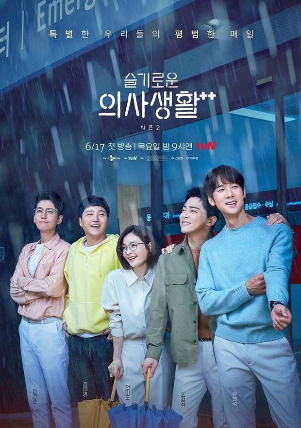 Đài tvN khoe loạt bom tấn Hàn nửa cuối 2021: Đến bao giờ mới được thấy mợ chảnh Jun Ji Hyun tái xuất đây? - Ảnh 3.