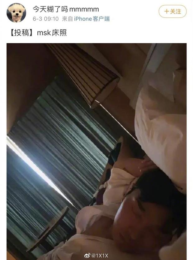 Rapper đình đám gây sốc cả Cbiz khi bị bóc phốt ngủ với 73 cô gái, lừa hút ma tuý, lộ cả ảnh giường chiếu trên MXH - Ảnh 3.