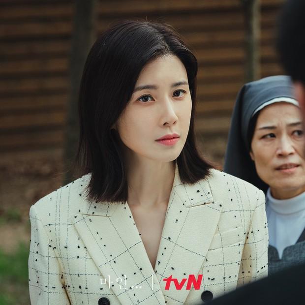 Mợ út Lee Bo Young trong Mine đẹp và giàu là thế, vậy mà đi phỏng vấn SM Entertainment thì bị loại thẳng! - Ảnh 4.