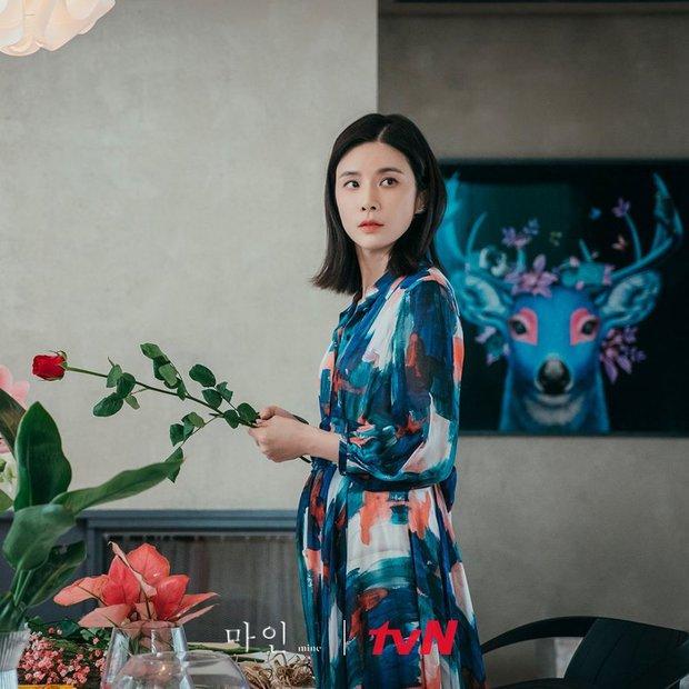 Mợ út Lee Bo Young trong Mine đẹp và giàu là thế, vậy mà đi phỏng vấn SM Entertainment thì bị loại thẳng! - Ảnh 5.