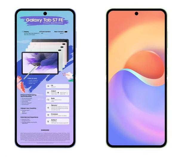 Galaxy Z Flip3 sẽ có viền màn hình siêu mỏng cánh - Ảnh 3.