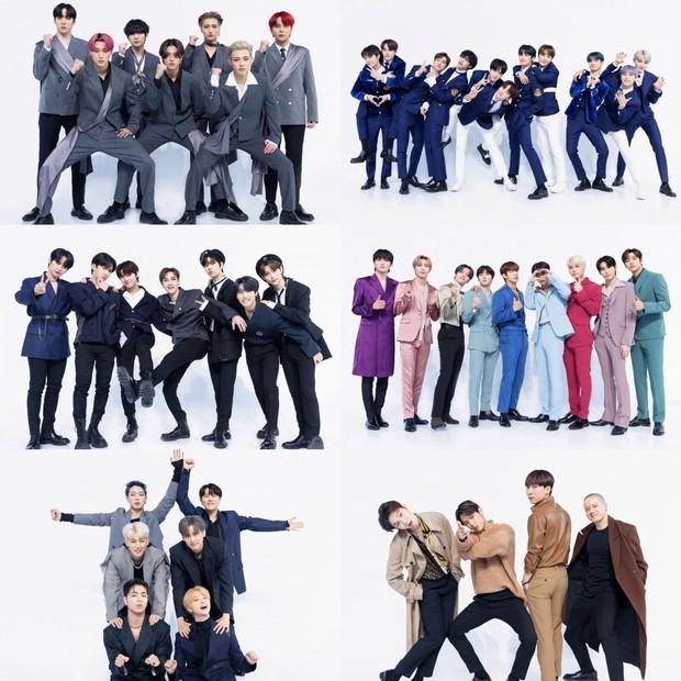 Stray Kids vượt mặt loạt đàn anh iKON, BTOB... chính thức lên ngôi Quán quân Kingdom - Ảnh 4.