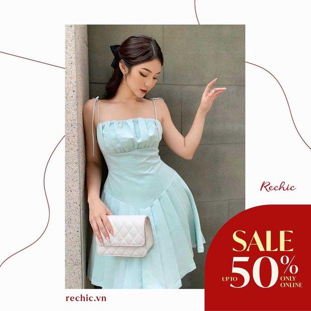 Loạt shop thời trang đang sale hấp dẫn quá: Toàn đồ xinh xẻo trendy giảm đến 60%, mau shopping chị em ơi - Ảnh 7.