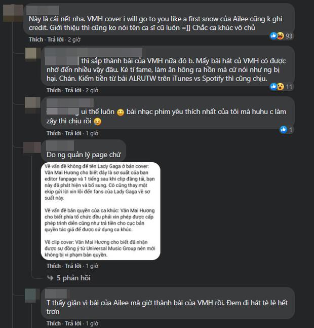 Netizen thù lâu nhớ dai: Sau vụ xài chùa hit Lady Gaga, tìm ra ngay Văn Mai Hương cũng hành động tương tự với bài nhạc phim Goblin? - Ảnh 7.