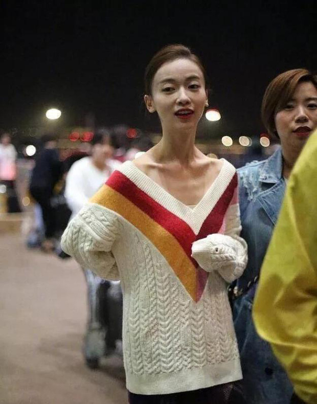 Team qua đường bóc trần visual nữ thần Cbiz: Dương Mịch huyền thoại, Nhiệt Ba lộ khuyết điểm, kéo xuống ảnh cuối cùng sốc nặng - Ảnh 8.