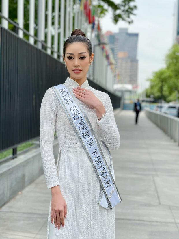 Hoa hậu Khánh Vân cuối cùng đã hoàn thành 21 ngày cách ly hậu Miss Universe 2020, tung bộ ảnh kỷ niệm mà visual ấn tượng quá - Ảnh 6.