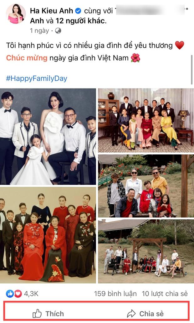 Động thái thẳng tay của Hà Kiều Anh khi bị netizen bão công kích Facebook vì vụ ồn ào công chúa đời thứ 7 triều Nguyễn - Ảnh 3.