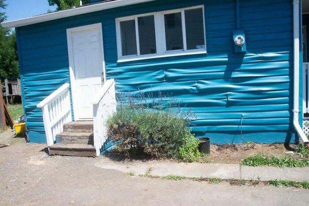 Hình ảnh nắng nóng khủng khiếp tại Mỹ và Canada lúc này: Mặt đường nứt toác, nhà cửa nhăn nheo - Ảnh 7.