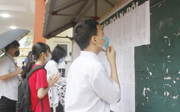 Từ ngày 1 đến 3/7 học sinh Hà Nội xác nhận nhập học trực tuyến vào lớp 10 - Ảnh 2.