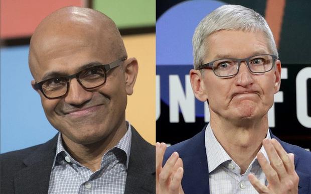 Đại chiến 2 nghìn tỷ USD: Microsoft khiến Tim Cook nổi điên với Windows 11, Facebook và Google cũng tham chiến - Ảnh 2.