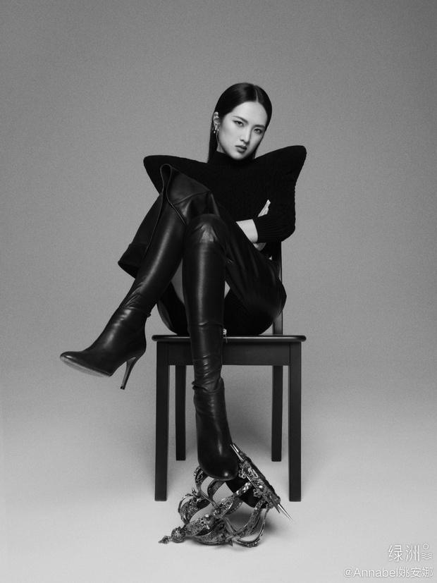 Công chúa Huawei khiến cả Weibo vỡ mộng vì lộ ảnh nhan sắc cùng vóc dáng thật, hoá ra chẳng ảo như tưởng tượng - Ảnh 7.