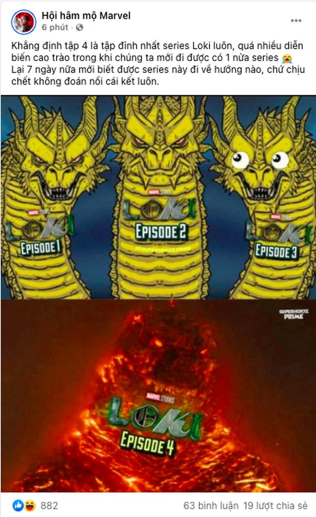 Loki tập 4 làm netizen vỡ òa cảm xúc, há hốc mồm vì cú twist đỉnh cao: Đúng là tập đỉnh nhất rồi! - Ảnh 7.