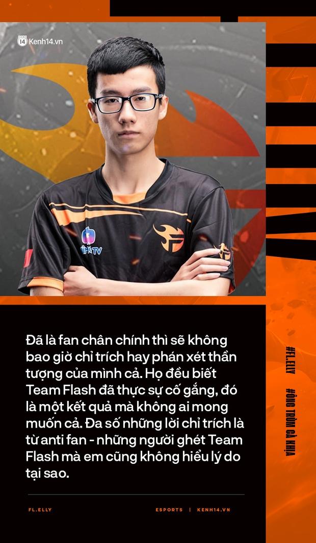 Phỏng vấn Elly: Là fan cứng của Saigon Phantom, không một lý do gì có thể cản SGP vô địch AWC 2021 - Ảnh 5.