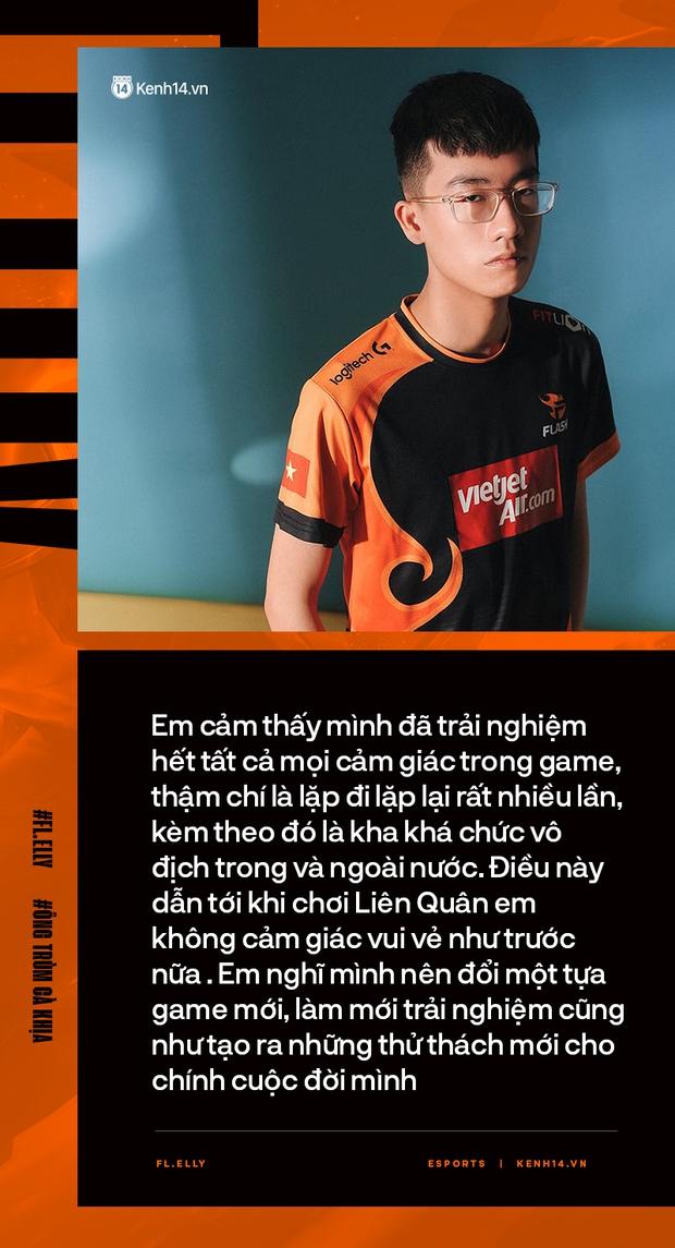 Phỏng vấn Elly: Là fan cứng của Saigon Phantom, không một lý do gì có thể cản SGP vô địch AWC 2021 - Ảnh 3.
