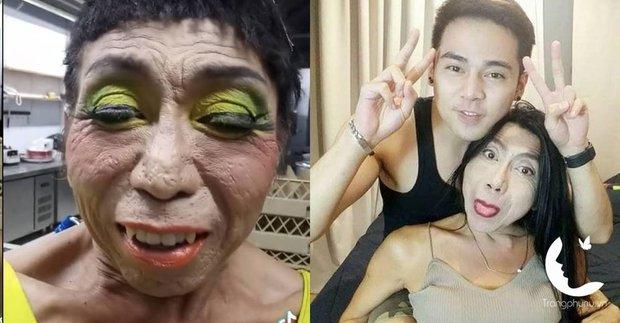 """""""Hotgirl mặt nhàu"""" Thái Lan khoe cận cảnh diện mạo mới vừa nâng cấp khiến dân tình choáng váng, không dám tin vào mắt mình - Ảnh 2."""