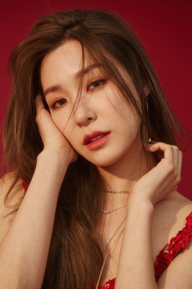 Tiffany (SNSD) sang chảnh bức người, bốc lửa như này thì chuẩn tiểu thư tài phiệt sánh vai với Song Joong Ki rồi! - Ảnh 2.