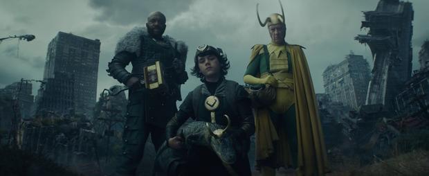 Loki tập 4 hé lộ kẻ phản diện với twist khủng, 5 phút cuối cùng bất ngờ sốc óc! - Ảnh 29.