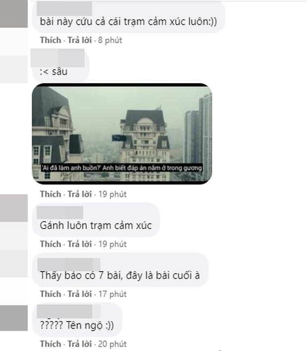Phúc Du học Đen Vâu làm MV cực nhàn, netizen tấm tắc: Cân cả dự án Trạm Cảm Xúc - Ảnh 7.