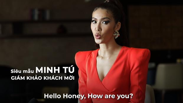 Minh Tú bất ngờ xuất hiện ở The Face Online, bắt 1 thí sinh thi 2 lần và hỏi: Đủ công bằng chứ? - Ảnh 1.