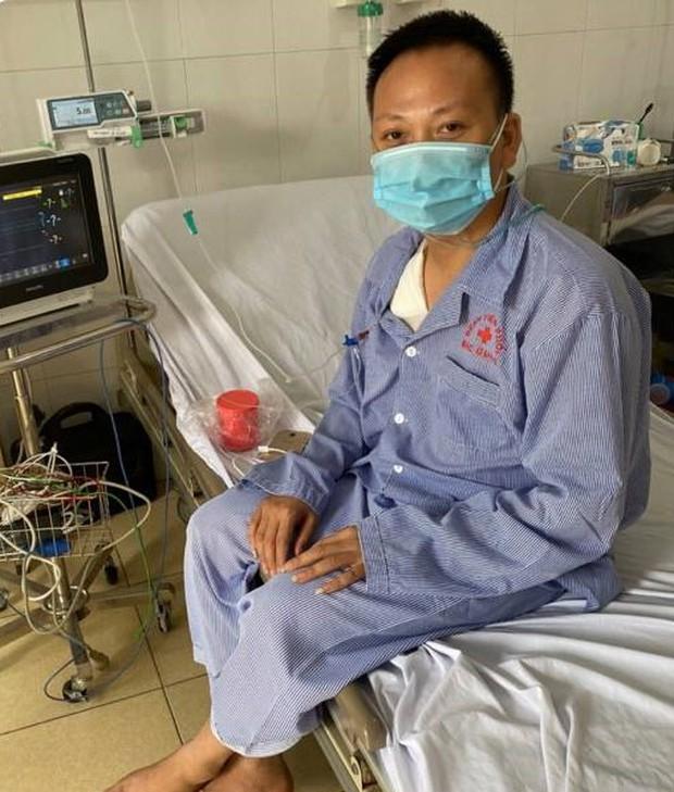 Bệnh nhân trẻ mắc Covid-19 diễn biến nặng được cứu sống ngoạn mục - Ảnh 1.