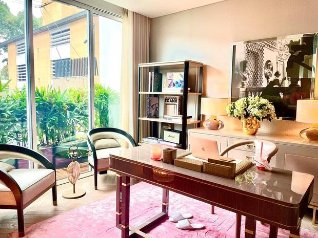 Nữ đại gia ở Sky Villa 200m2, làm nội thất hết 1 triệu đô nói gì về Thái Công? - Ảnh 5.