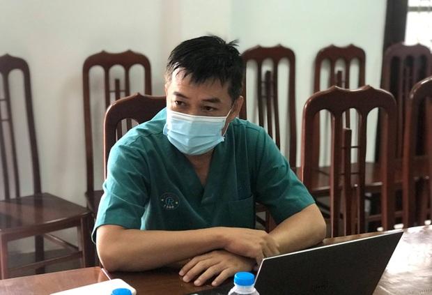 Bệnh nhân trẻ mắc Covid-19 diễn biến nặng được cứu sống ngoạn mục - Ảnh 3.