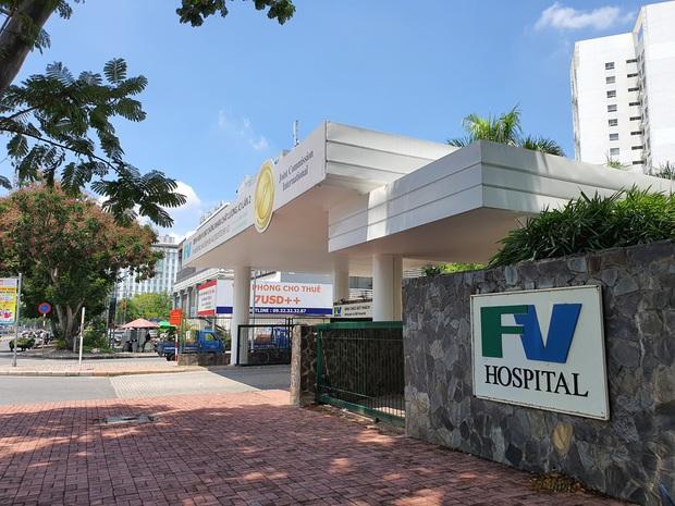 TP.HCM thông tin về 2 ca dương tính sau khi đi khám tại bệnh viện FV - Ảnh 1.
