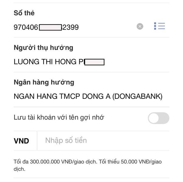 Bị phát hiện điểm sai sót lớn trong vụ lùm xùm chuyển nhầm 30 triệu, Thuỷ Tiên đã xoá bài đăng khỏi Fanpage - Ảnh 4.