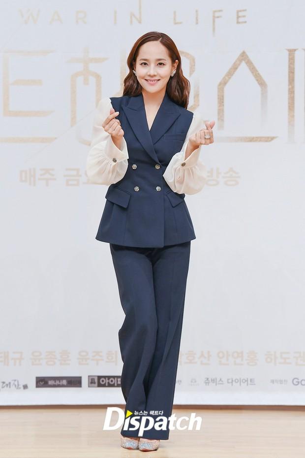 Màn đọ sắc hot nhất họp báo Penthouse 3: Ác nữ Kim So Yeon body mlem, Eugene - Lee Ji Ah tuột dốc, nhưng sao nhí mới là tâm điểm - Ảnh 7.