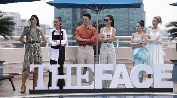 Minh Tú bất ngờ xuất hiện ở The Face Online, bắt 1 thí sinh thi 2 lần và hỏi: Đủ công bằng chứ? - Ảnh 4.