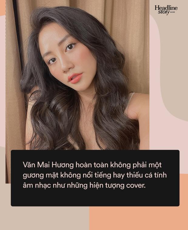 Cái khó của Văn Mai Hương và hiện tượng cover của nhạc Việt - Ảnh 8.