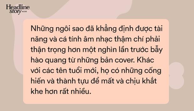 Cái khó của Văn Mai Hương và hiện tượng cover của nhạc Việt - Ảnh 15.