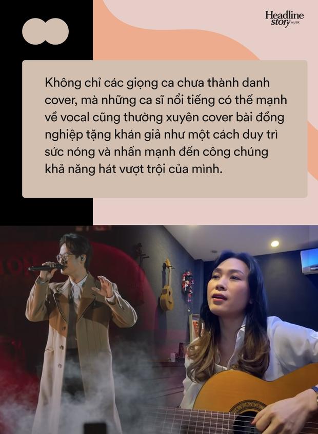 Cái khó của Văn Mai Hương và hiện tượng cover của nhạc Việt - Ảnh 3.