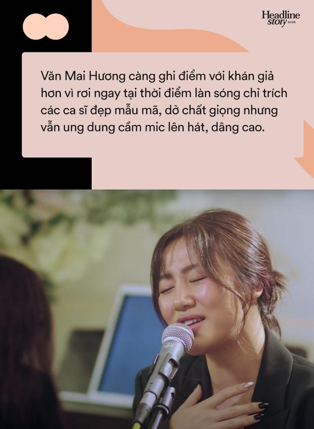 Cái khó của Văn Mai Hương và hiện tượng cover của nhạc Việt - Ảnh 11.