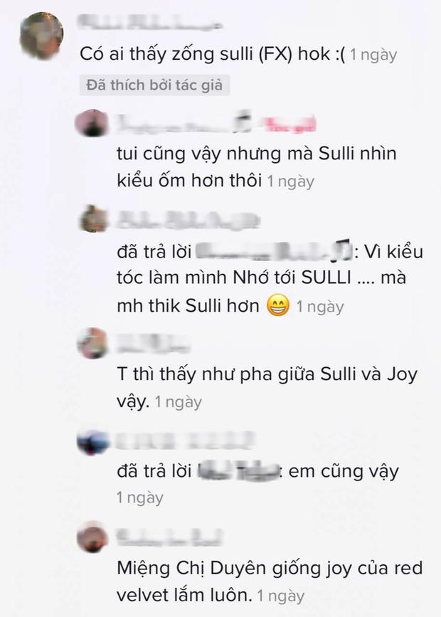 Tân binh Vpop giống cả thế giới: Hát nhạc Miu Lê mà lại được nhận xét giống AMEE, còn visual na ná Sulli và Joy kết hợp? - Ảnh 7.