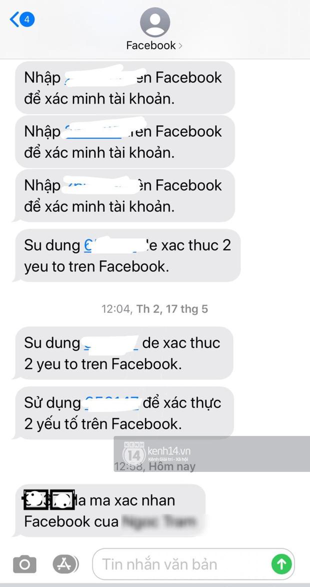 Độc quyền: Vy Oanh tung bằng chứng đập tan nghi vấn làm giả ảnh từ thiện, phẫn nộ vì có kẻ report Facebook và đánh cắp số điện thoại - Ảnh 4.
