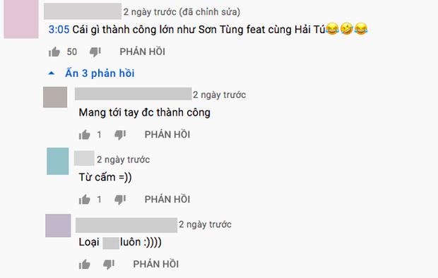 Thí sinh Rap Việt đưa Sơn Tùng - Hải Tú vào phần thi, vừa hết câu đã bị ra dấu dừng nhạc! - Ảnh 4.