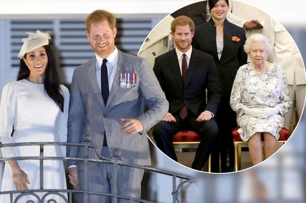 Vợ chồng Harry – Meghan đòi về Anh Quốc dự Đại lễ Bạch Kim của Nữ hoàng, phía Cung điện phản ứng đúng như dự đoán của công chúng - Ảnh 1.
