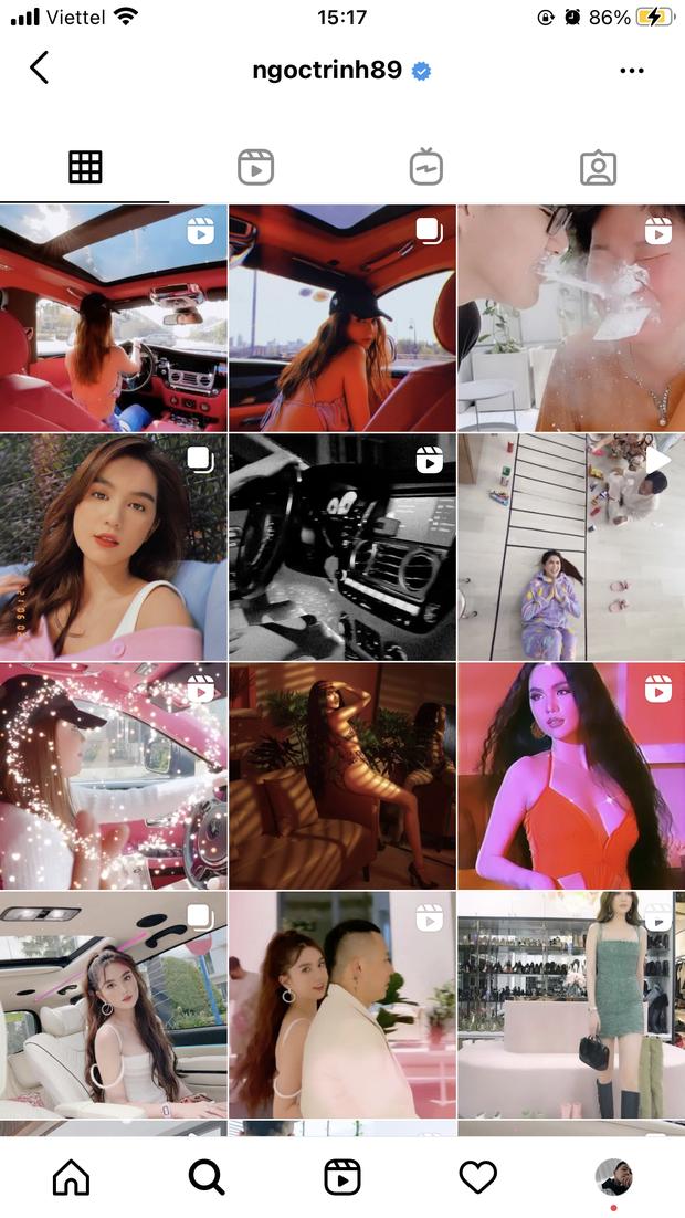 Ngọc Trinh vừa tung công thức chỉnh ảnh cho hội sống ảo điên đảo trên Instagram, chị em đã biết chưa? - Ảnh 2.
