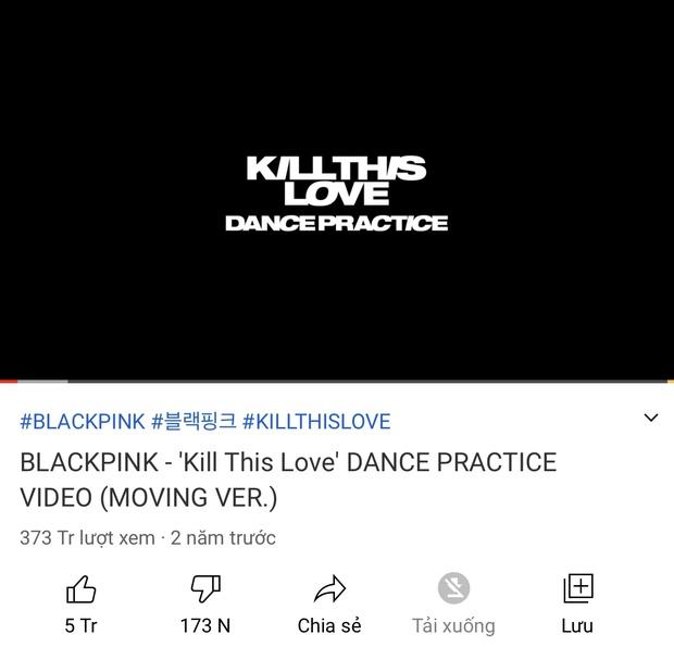 Top 5 video Dance Kpop nhiều like nhất YouTube, BLACKPINK chiếm sóng tới 4 video, vị trí còn lại thuộc về ai? - Ảnh 2.