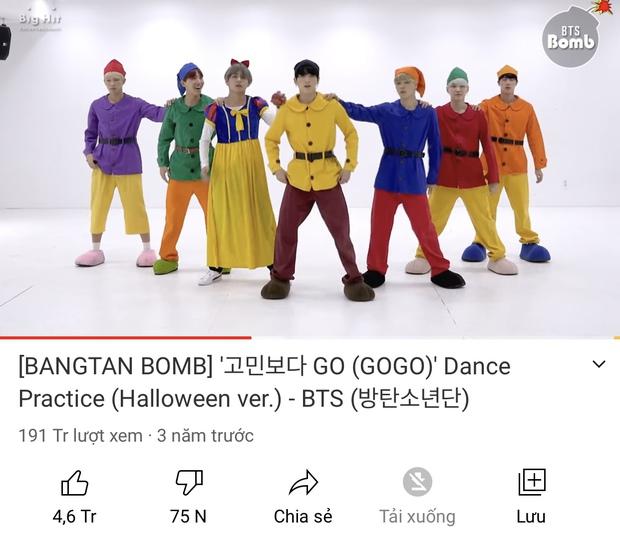 Top 5 video Dance Kpop nhiều like nhất YouTube, BLACKPINK chiếm sóng tới 4 video, vị trí còn lại thuộc về ai? - Ảnh 3.