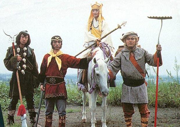 Rầm rộ phiên bản Tây Du Ký của Nhật Bản: Đường Tăng là mỹ nữ, Trư Bát Giới body thon gọn phát hờn! - Ảnh 8.